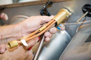 Plumbing - Faucet Installation